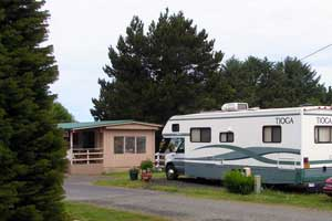 Fogarty Creek RV Park Depoe Bay OR